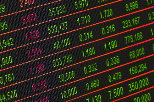 Stock market - Image by Ahmad Ardity from Pixabay