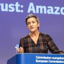 Amazon charged with breaching EU antitrust rules