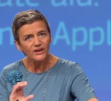 EUR 13 bn Ireland tax aid to Apple illegal, says EU