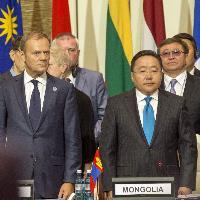 EU and Asian leaders unite against terrorism