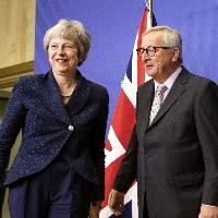 'Sad moment' as leaders endorse UK withdrawal agreement