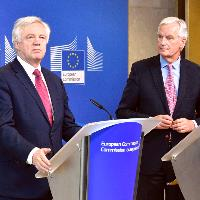 Brexit talks kick off in 'positive and constructive tone'