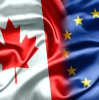 Brussels sends Canada trade deal to EU states for ratification