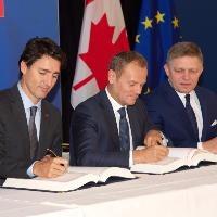 Landmark EU-Canada trade deal enters into force