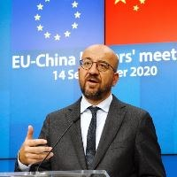 Europe needs to be a player, not a playing field, EU tells China