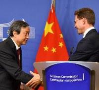 Steel, market access top China-EU talks agenda