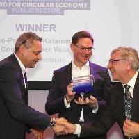 Commission is circular economy champion: WEF