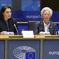 ECB models need to include climate change, says Lagarde