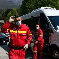EU medical teams deployed to Italy
