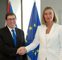 EU moves to tighten cooperation with Cuba