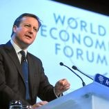 At Davos, EU leaders urge Britain to stay in the club
