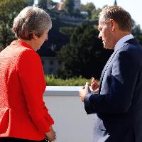 EU leaders reject Britain's 'Chequers plan' for Brexit
