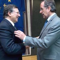 EU says Greece making progress, must stick to bailout