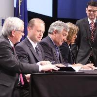 EU leaders sign blueprint for future European development policy