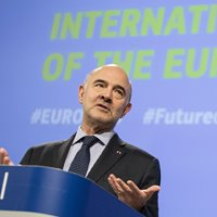 Brussels seeks stronger global role for euro