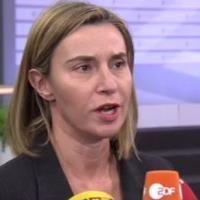 EU risks 'disintegration' over migrant crisis, warns Mogherini