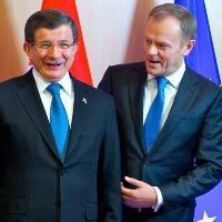 EU Parliament slams 'sultan' Erdogan on Turkey deal