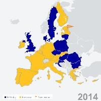 Eurozone set for volatile 2014 as it tackles banks