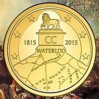 Belgium snubs France with euro coin marking Napoleon defeat