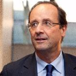 New French face, same old euro crisis as Hollande sworn in