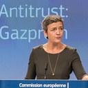 No fine for Gazprom as EU settles antitrust dispute