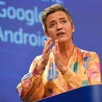 Google fined EUR 4.34 bn for breaching EU antitrust rules