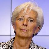 IMF's Lagarde: uncertainty over health of European banks