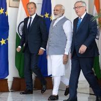 EU, India promise renewed effort on trade talks