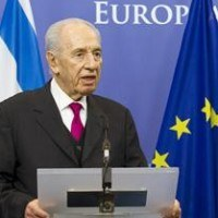 Peres urges EU to brand Hezbollah terror group