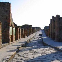 Work begins on Pompeii's EUR 105 m makeover
