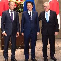 EU signs largest ever free trade deal with Japan