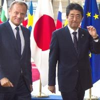 EU and Japan reach agreement on historic free trade deal