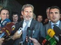 EU wins deal to end Macedonia political crisis