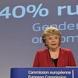EU wants 40% women in boardrooms