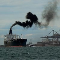 Global level of marine fuels pollution cut from 1 January