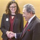 EU launches trade talks with New Zealand