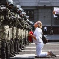 Euro-Parliament awards 2020 Sakharov Prize to Belarus opposition
