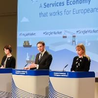 EU boost for Europe's services economy