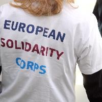 Legal framework agreed for EU youth volunteer corps
