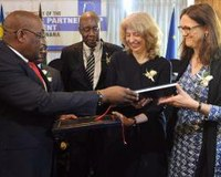 EU-southern Africa trade partnerships come into effect