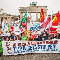 Brussels registers 'Stop TTIP' citizen initiative
