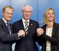 Poland's Tusk, Italy's Mogherini get EU top jobs