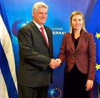 EU, Latin America urge US to lift embargo on Cuba