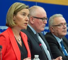 Commission sets out plan for sustainable Europe