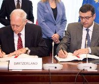 EU-Swiss accord to end banking secrecy