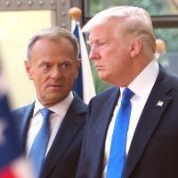 Values first, Europe tells President Trump