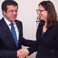 EU, Turkey to update customs union
