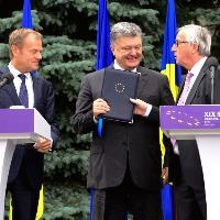 Tusk cements EU-Ukraine partnership, urges unity