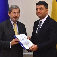 Ukraine needs to step up fight against corruption: EU report