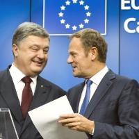 EU pledges support to Ukraine at summit